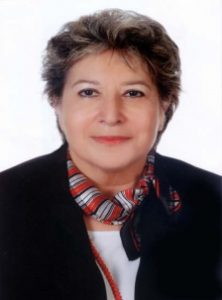 Fatma Koray Consultants of the Executive Council EFCD