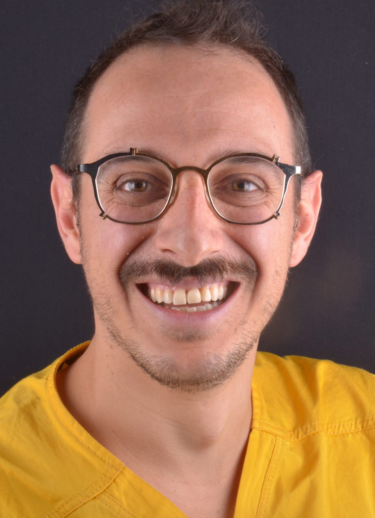 Prof. Dr. Nicola Scotti, D.D.S PhD